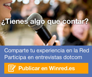 Publicar post invitado en Winred